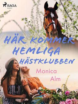 Olausson, Rune - Här kommer Hemliga hästklubben, ebook