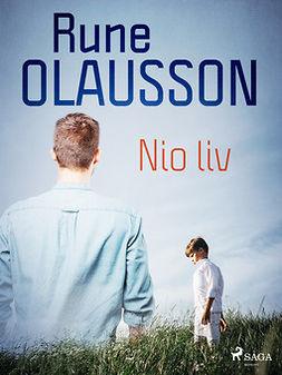 Olausson, Rune - Nio liv, ebook