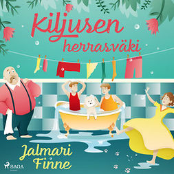 Finne, Jalmari - Kiljusen herrasväki, audiobook