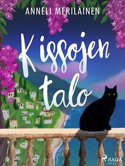 Meriläinen, Anneli - Kissojen talo, ebook