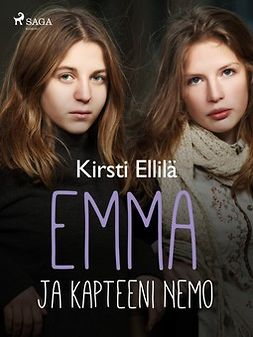 Ellilä, Kirsti - Emma ja kapteeni Nemo, e-bok