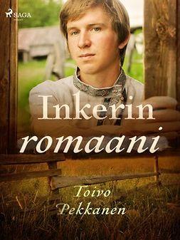 Pekkanen, Toivo - Inkerin romaani, e-kirja