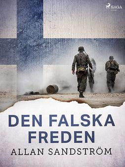 Sandström, Allan - Den falska freden, ebook