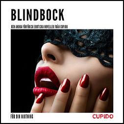 Wahlstedt, Malin - Blindbock - och andra förförisk erotiska noveller från Cupido, audiobook