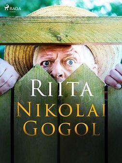 Gogol, Nikolai - Riita, e-kirja