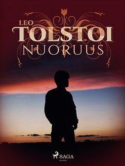 Tolstoi, Leo - Nuoruus, e-kirja