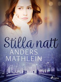 Mathlein, Anders - Stilla natt, ebook