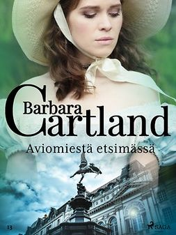 Cartland, Barbara - Aviomiestä etsimässä, e-kirja