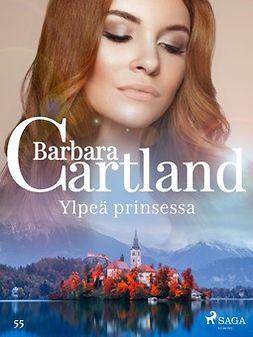 Cartland, Barbara - Ylpeä prinsessa, e-kirja