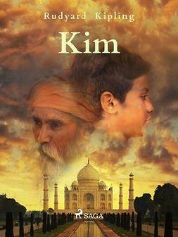 Kipling, Rudyard - Kim, ebook