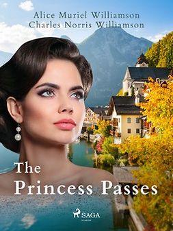 Williamson, Alice Muriel - The Princess Passes, ebook