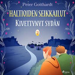 Gotthardt, Peter - Haltioiden seikkailut 2 - Kivettynyt sydän, audiobook