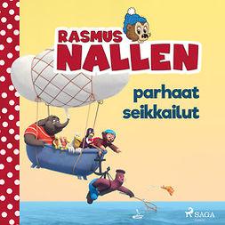 Hansen, Carla - Rasmus Nallen parhaat seikkailut, äänikirja
