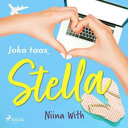 With, Niina - Joko taas, Stella, äänikirja