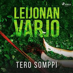 Somppi, Tero - Leijonan varjo, audiobook