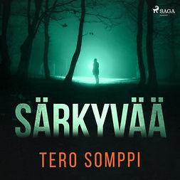 Somppi, Tero - Särkyvää, äänikirja