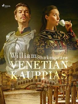 Shakespeare, William - Venetian kauppias, e-kirja