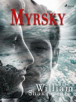 Shakespeare, William - Myrsky, e-kirja