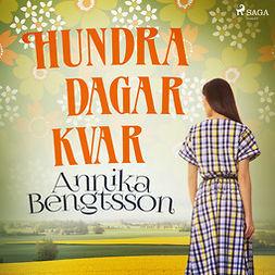 Bengtsson, Annika - Hundra dagar kvar, audiobook