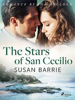 Barrie, Susan - The Stars of San Cecilio, ebook