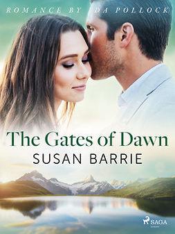 Barrie, Susan - The Gates of Dawn, ebook