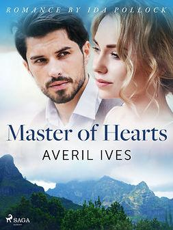 Ives, Averil - Master of Hearts, ebook