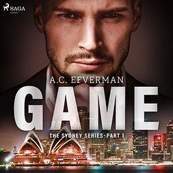 Efverman, A. C. - GAME, audiobook