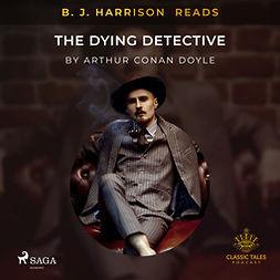 Doyle, Arthur Conan - B. J. Harrison Reads The Adventures of Sherlock Holmes, audiobook