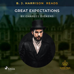 Dickens, Charles - B. J. Harrison Reads Great Expectations, audiobook