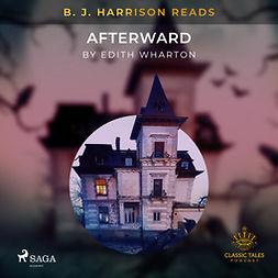 Wharton, Edith - B. J. Harrison Reads Afterward, audiobook