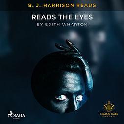 Wharton, Edith - B. J. Harrison Reads The Eyes, audiobook