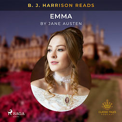 Austen, Jane - B. J. Harrison Reads Emma, audiobook