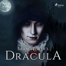 Stoker, Bram - Bram Stoker's Dracula, audiobook