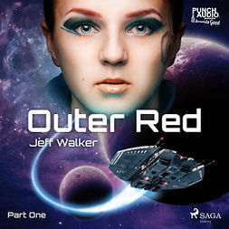 Walker, Jeff - Outer Red: Part One, audiobook