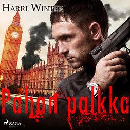 Winter, Harri - Pahan palkka, äänikirja