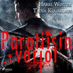 Winter, Harri - Paratiisin varjot, äänikirja