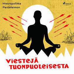 Panteleimon, Metropoliitta - Viestejä tuonpuoleisesta, äänikirja