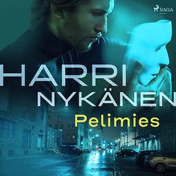 Nykänen, Harri - Pelimies, äänikirja