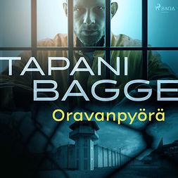Bagge, Tapani - Oravanpyörä, äänikirja
