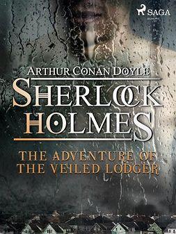 Doyle, Arthur Conan - The Adventure of the Veiled Lodger, ebook
