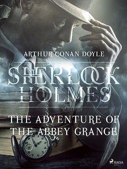 Doyle, Arthur Conan - The Adventure of the Abbey Grange, ebook