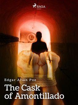 Poe, Edgar Allan - The Cask of Amontillado, ebook