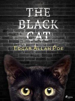 Poe, Edgar Allan - The Black Cat, e-kirja