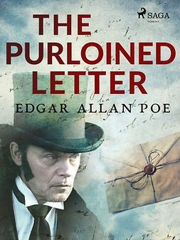 Poe, Edgar Allan - The Purloined Letter, ebook