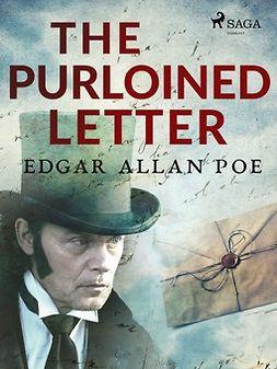Poe, Edgar Allan - The Purloined Letter, e-kirja