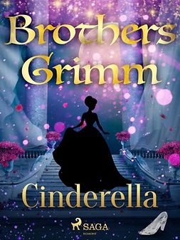 Grimm, Brothers - Cinderella, e-kirja