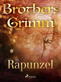 Grimm, Brothers - Rapunzel, e-bok
