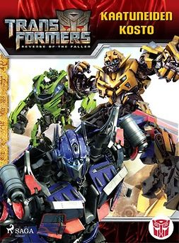Jolley, Dan - Transformers - Kaatuneiden kosto, ebook
