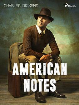 Dickens, Charles - American Notes, ebook