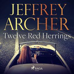 Archer, Jeffrey - Twelve Red Herrings, audiobook